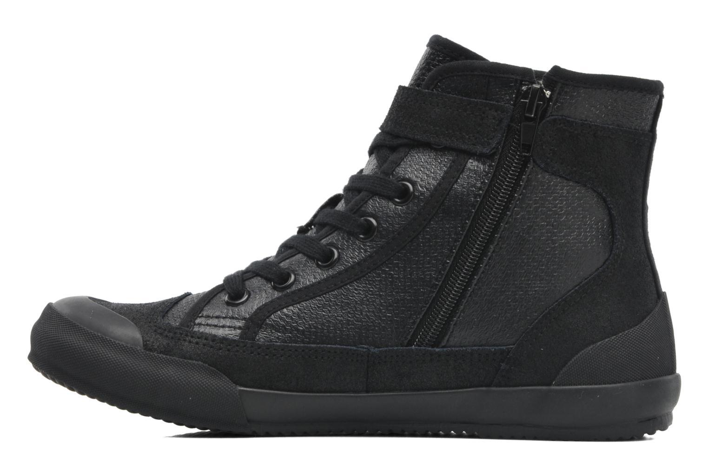 Sneaker TBS Onelia schwarz ansicht von vorne