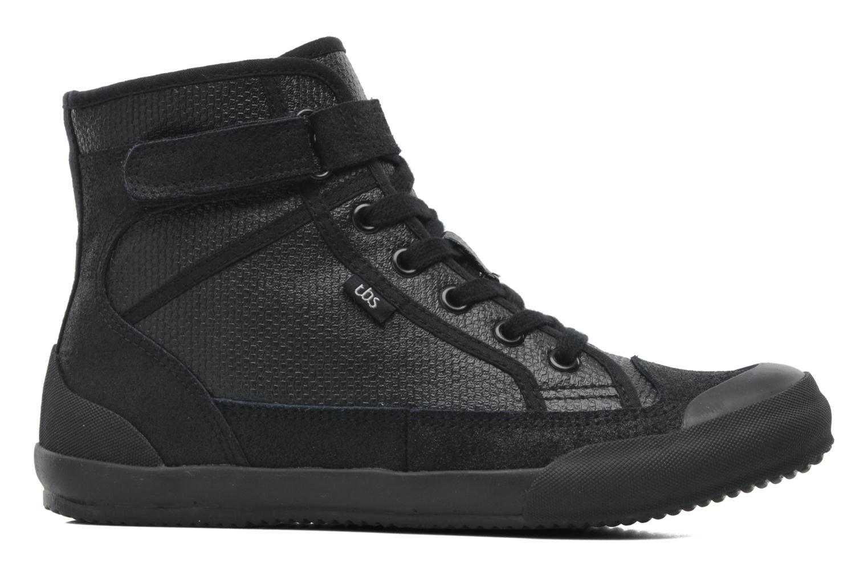 Sneaker TBS Onelia schwarz ansicht von hinten