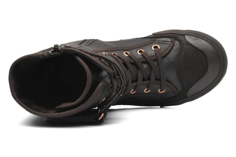 Bottines et boots TBS Odreyh Marron vue gauche