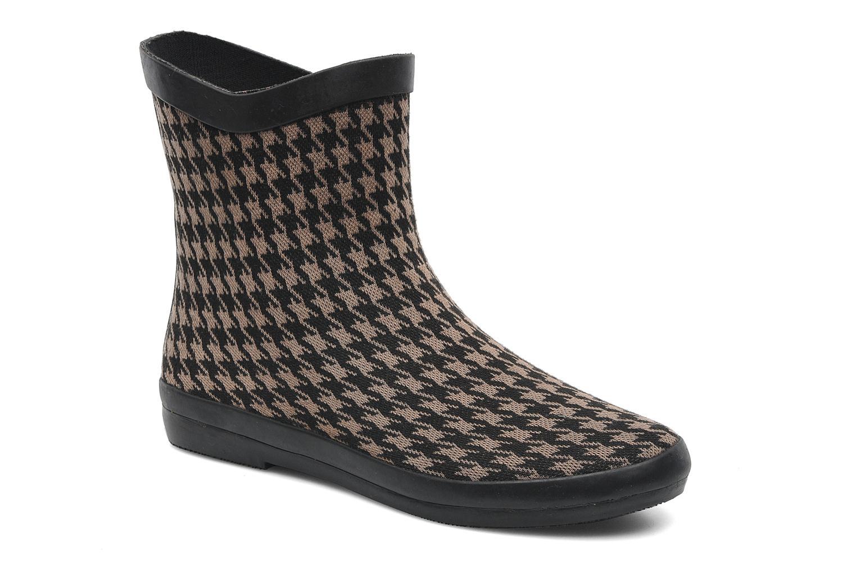Bottines et boots TBS Brooke Multicolore vue détail/paire