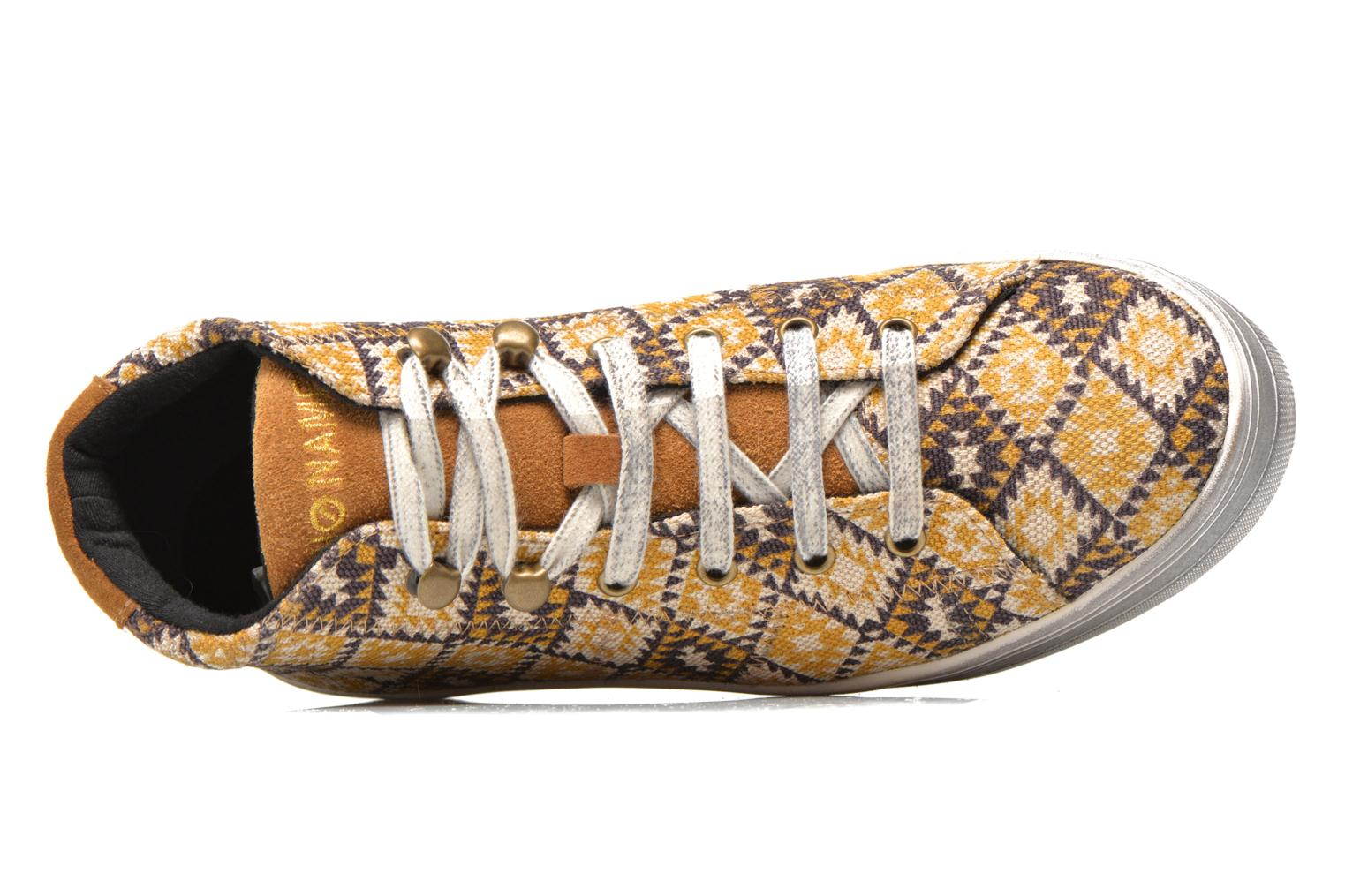 Sneakers No Name Plato High Cut Cheyenne Multicolor links