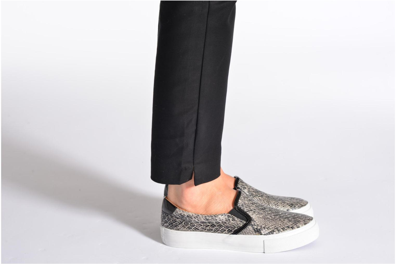 Sneakers No Name Arcade Slip On Zwart onder