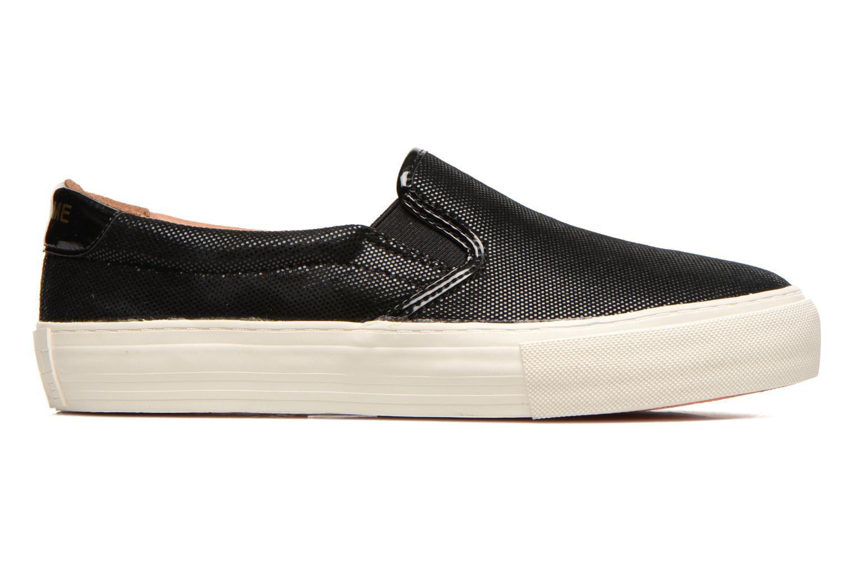 Sneakers No Name Arcade Slip On Zwart achterkant