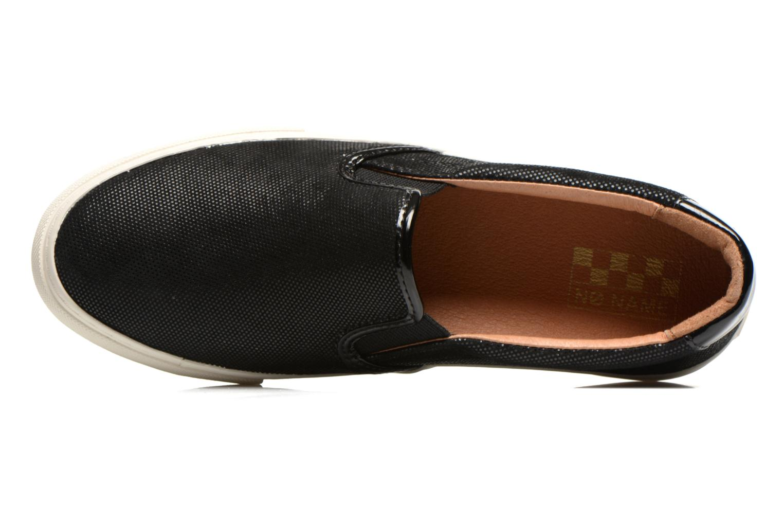 Sneakers No Name Arcade Slip On Zwart links