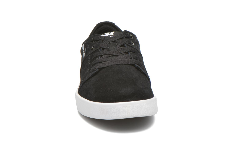 Sportschuhe Supra Stacks II schwarz schuhe getragen