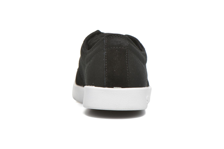 Sportschuhe Supra Stacks II schwarz ansicht von rechts