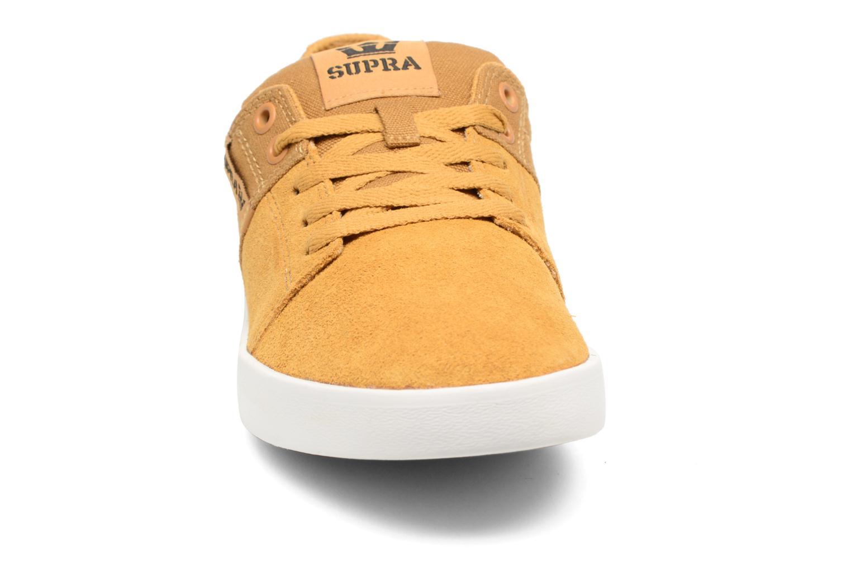 Chaussures de sport Supra Stacks II Marron vue portées chaussures
