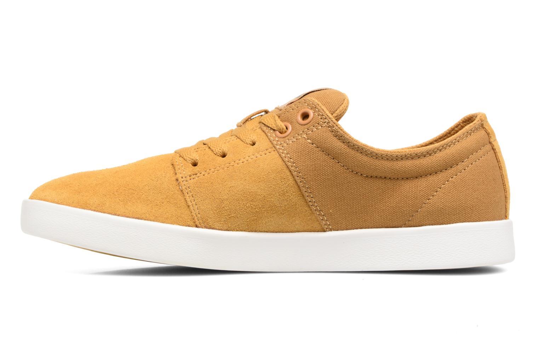 Chaussures de sport Supra Stacks II Marron vue face