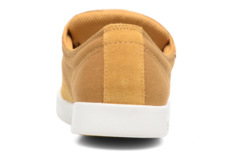 Chaussures de sport Supra Stacks II Marron vue droite