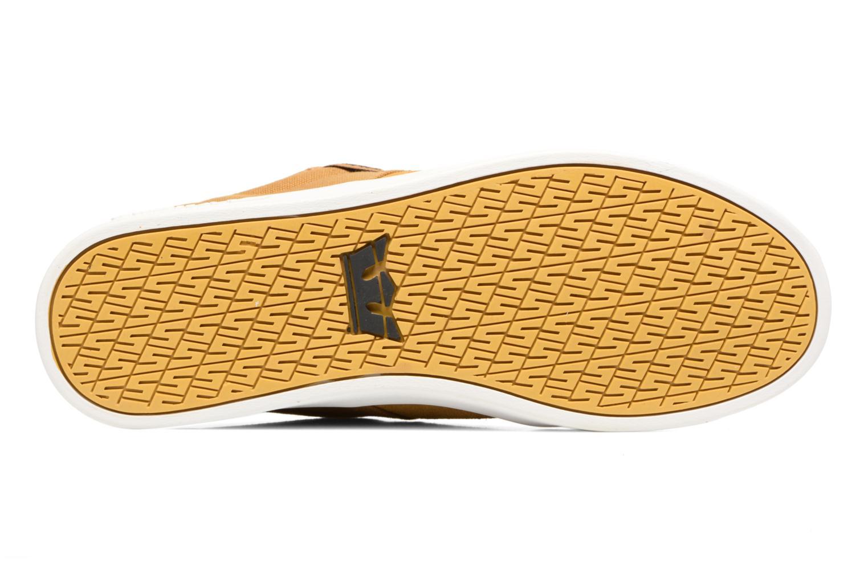 Chaussures de sport Supra Stacks II Marron vue haut