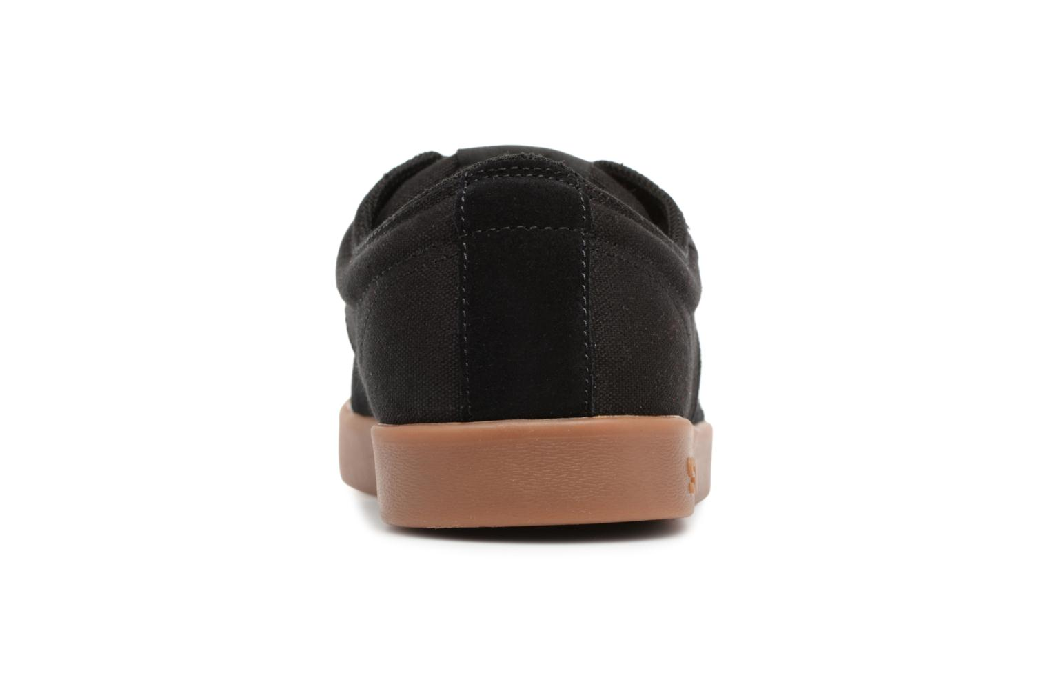 Sport shoes Supra Stacks II Black view from the right