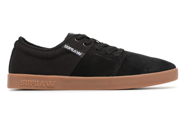 Sport shoes Supra Stacks II Black back view