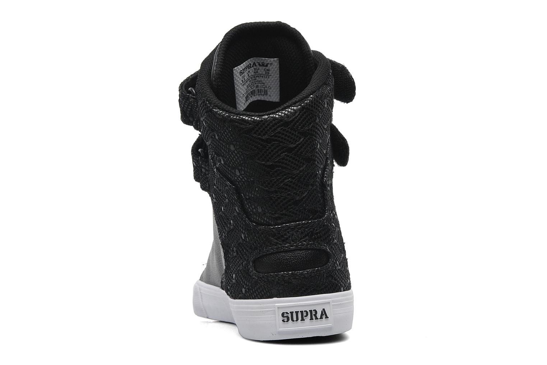 Baskets Supra Society II Noir vue droite