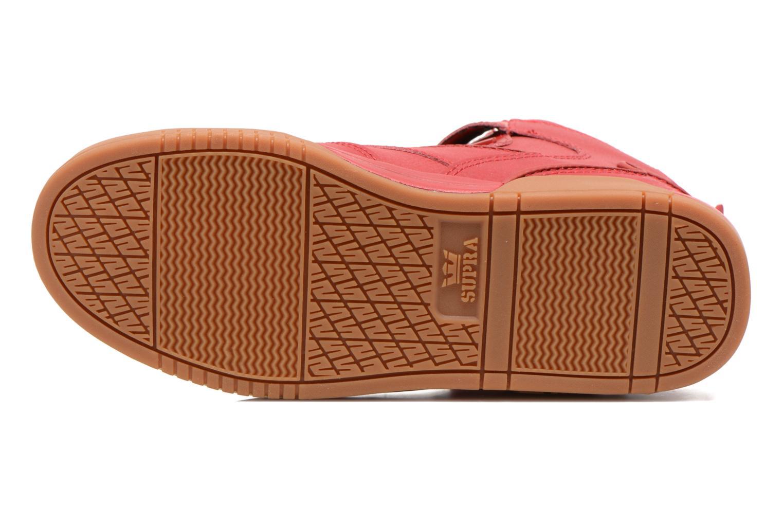 Sneakers Supra Bleeker Rood boven