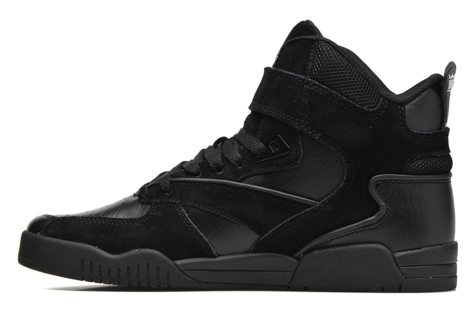 Baskets Supra Bleeker Noir vue face