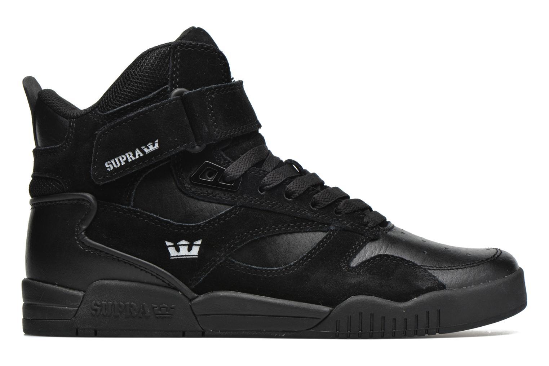 Sneaker Supra Bleeker schwarz ansicht von hinten