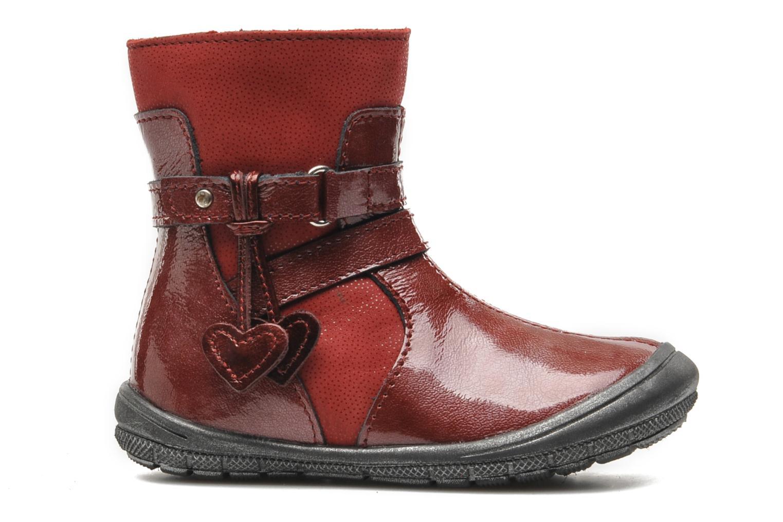 Bottines et boots Bopy BAKITI Rouge vue derrière