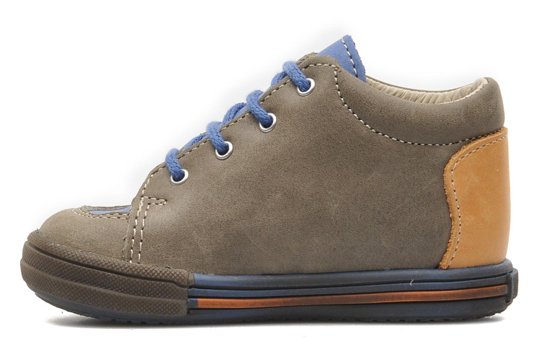 Boots en enkellaarsjes Bopy ZAGUAR Beige voorkant