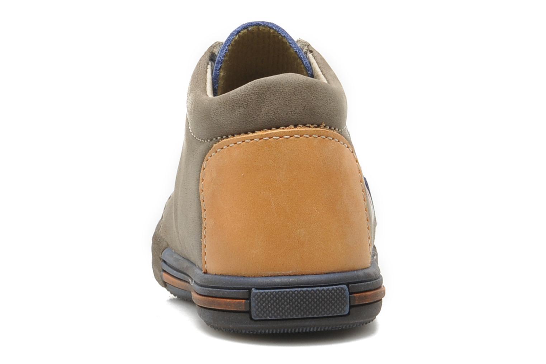 Boots en enkellaarsjes Bopy ZAGUAR Beige rechts