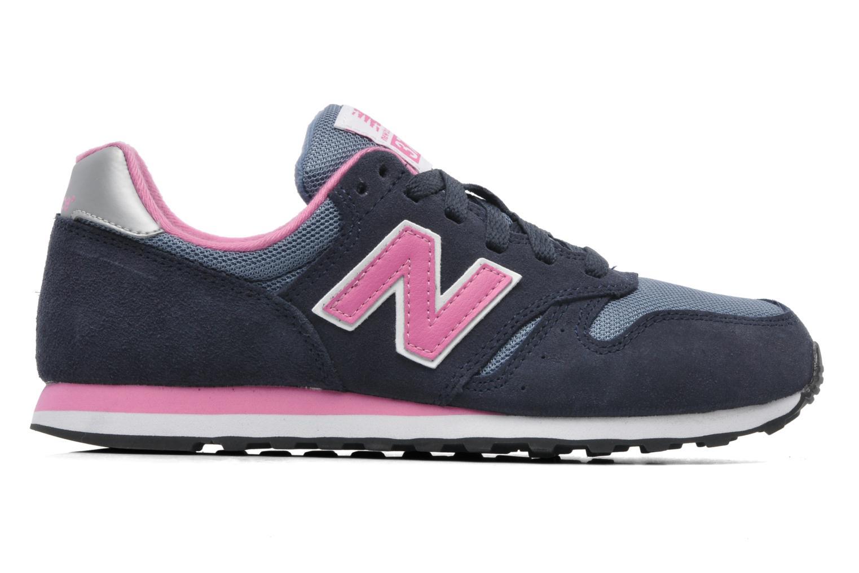W373 Navy/pink