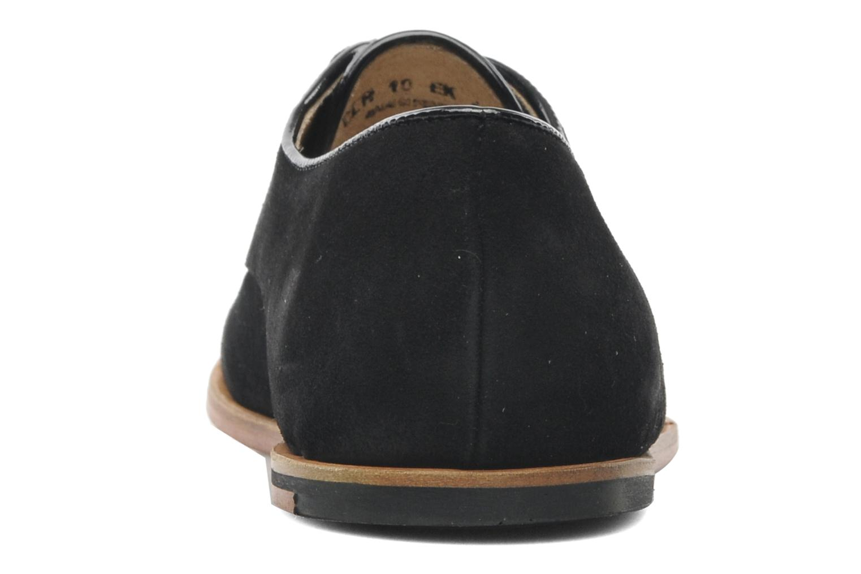 M10 Oxford Black Suede