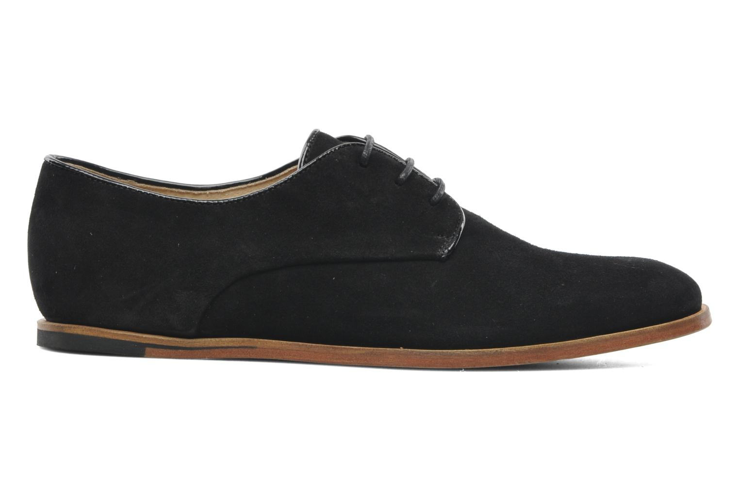 M10 Oxford Black Suede