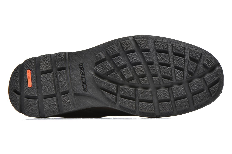 Chaussures à lacets Rockport Rgd Buc Wp Boot Marron vue haut