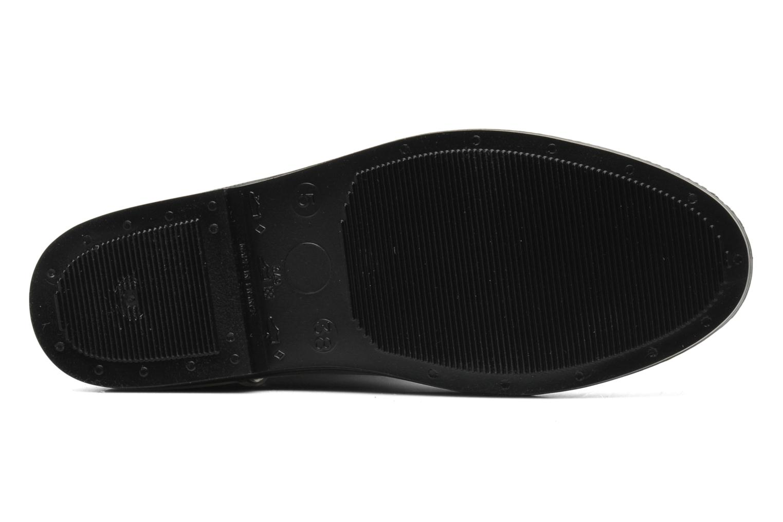 Stiefel Méduse Flampail grau ansicht von oben