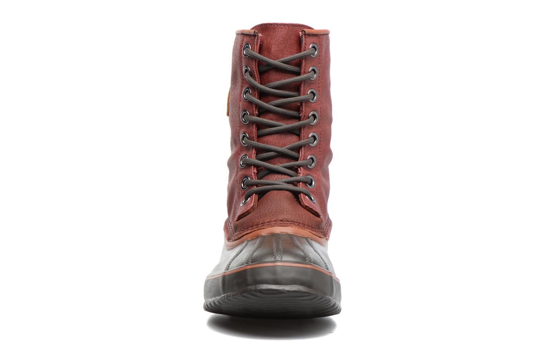 Chaussures de sport Sorel 1964 Premium T Cvs Bordeaux vue portées chaussures