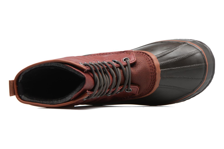 Chaussures de sport Sorel 1964 Premium T Cvs Bordeaux vue gauche