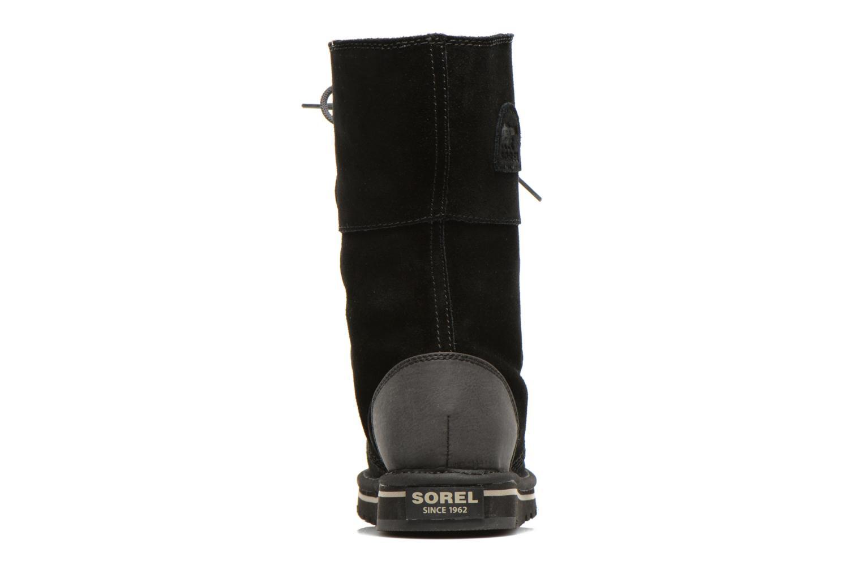Bottines et boots Sorel Newbie Lace Noir vue droite