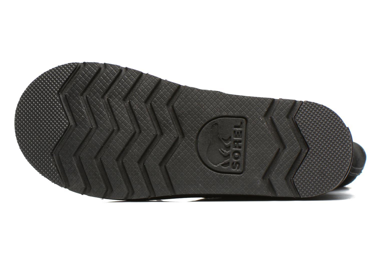 Bottines et boots Sorel Newbie Lace Noir vue haut