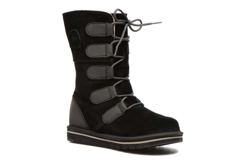 Bottines et boots Sorel Newbie Lace Noir vue détail/paire