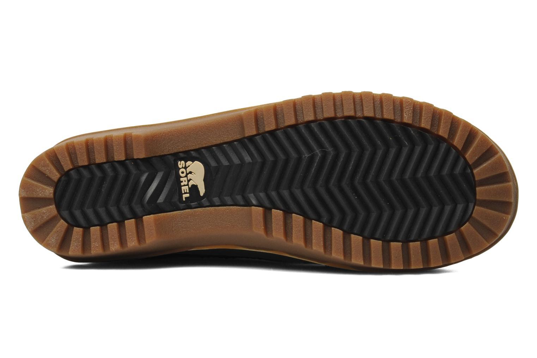 Chaussures de sport Sorel Tivoli High II Beige vue haut