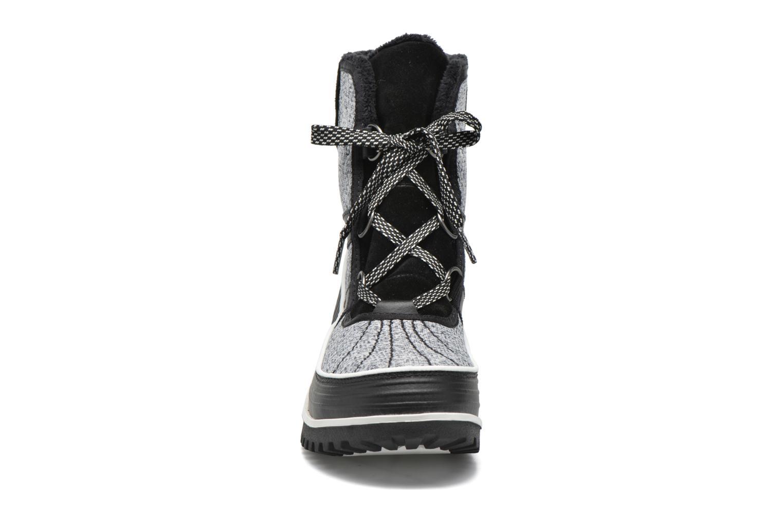 Chaussures de sport Sorel Tivoli II Gris vue portées chaussures