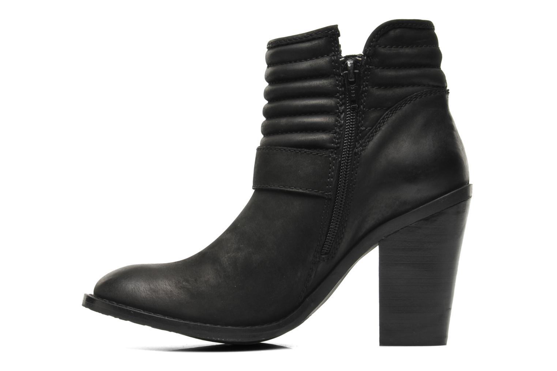 Boots en enkellaarsjes SPM Absint Zwart voorkant