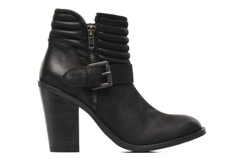 Boots en enkellaarsjes SPM Absint Zwart achterkant