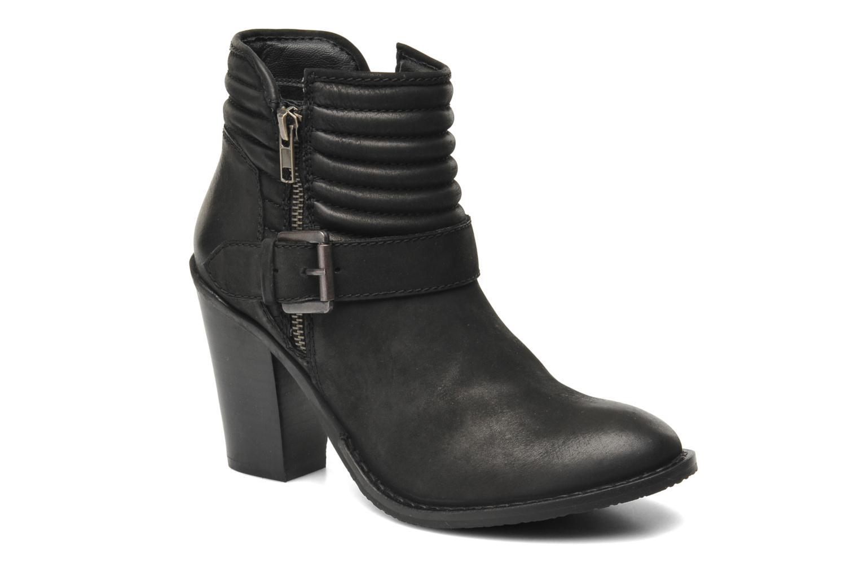 Boots en enkellaarsjes SPM Absint Zwart detail