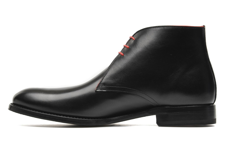 Zapatos con cordones Marvin&Co Luxe Welov Negro vista de frente