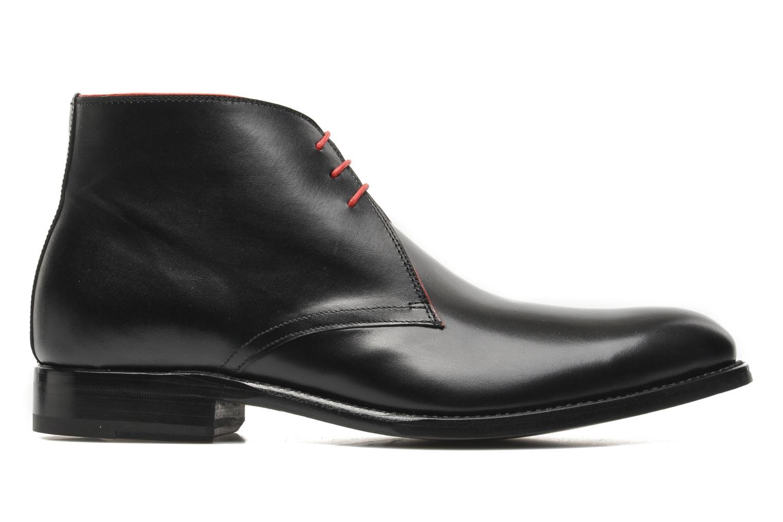 Zapatos con cordones Marvin&Co Luxe Welov Negro vistra trasera