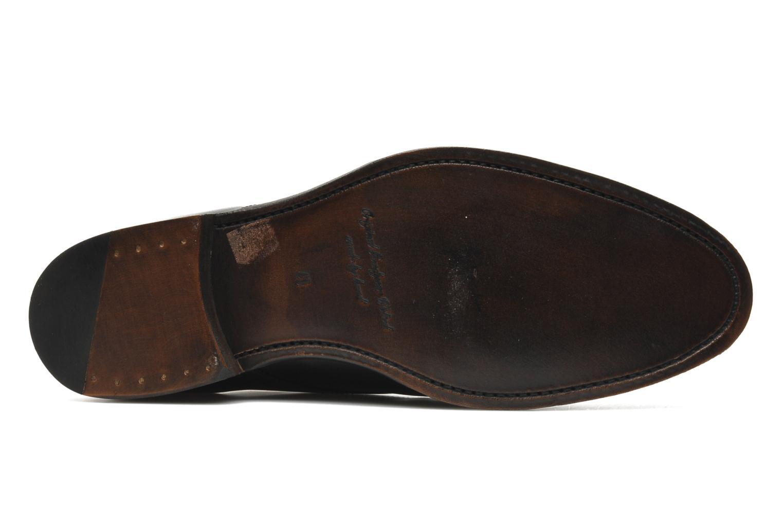 Zapatos con cordones Marvin&Co Luxe Welov Negro vista de arriba