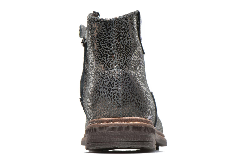Bottines et boots Little Mary Rapide Gris vue droite