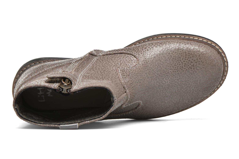 Bottines et boots Little Mary Rapide Gris vue gauche