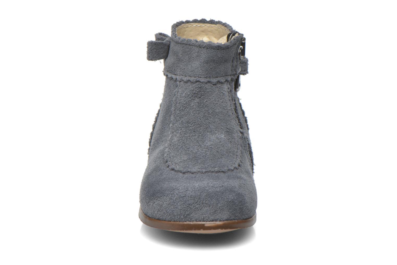 Bottines et boots Little Mary OLISETTE Gris vue portées chaussures