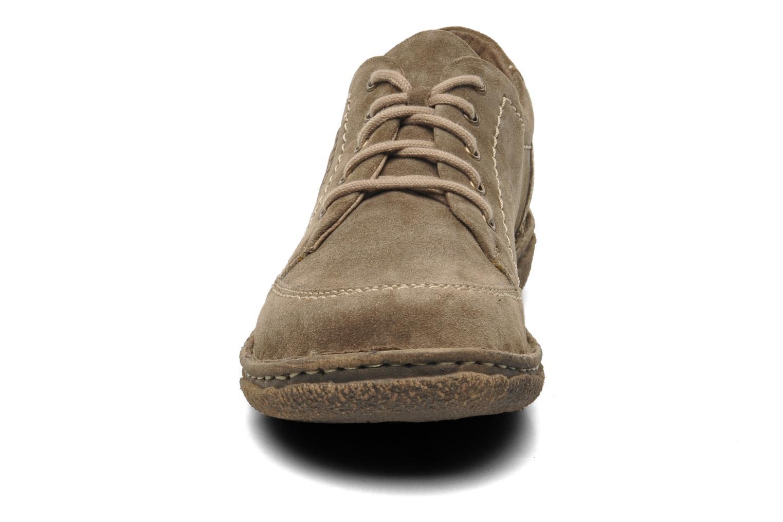 Chaussures à lacets Josef Seibel Neele 02 Marron vue portées chaussures