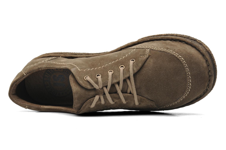 Chaussures à lacets Josef Seibel Neele 02 Marron vue derrière