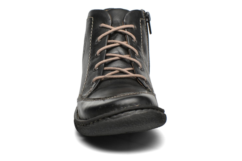 Chaussures à lacets Josef Seibel Neele 01 Noir vue portées chaussures