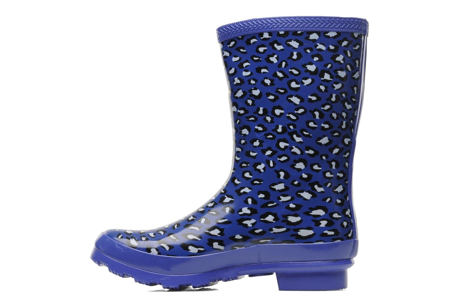 Helios Mid Animal Rain Boots Navy/blue