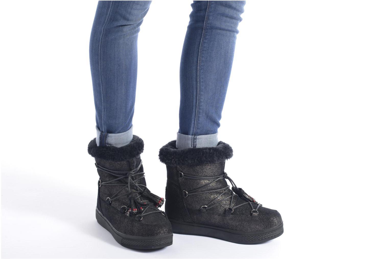 Boots en enkellaarsjes Colors of California Fiore Zwart onder