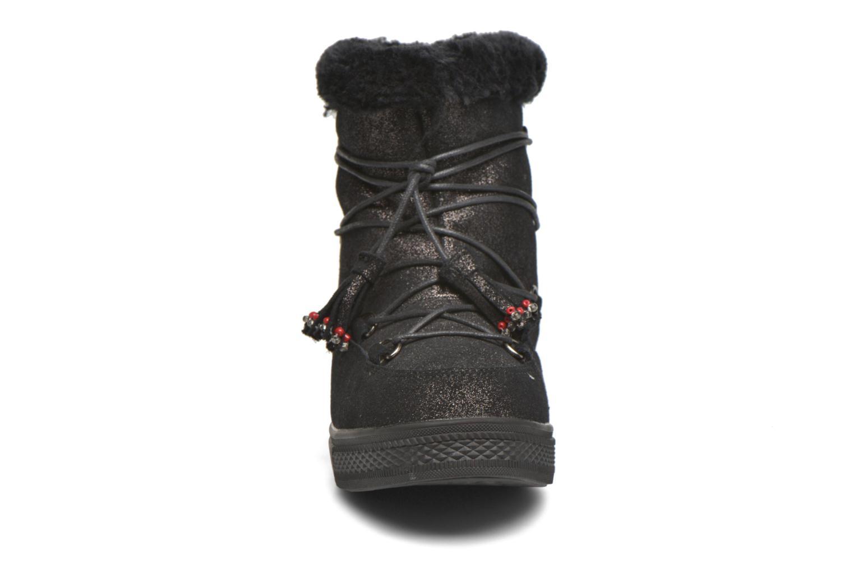 Boots en enkellaarsjes Colors of California Fiore Zwart model